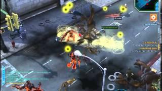 Marvel  Heroes PC) Black Widow Part 4
