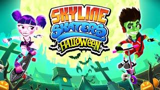 Skyline Skaters: Halloween - Sony Xperia Z2 Gameplay