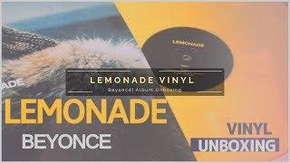 LEMONADE VINYL EDITION: Unboxing | Beyoncé