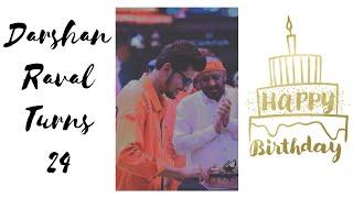 Darshan Raval Celebrating His Birthday In Advance || Pankhida Garba 2018
