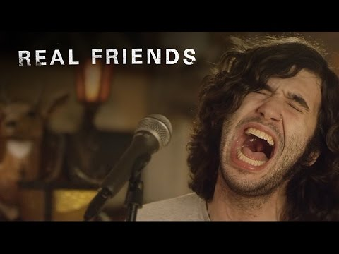 Real Friends - Empty Picture Frames (Official Music Video)
