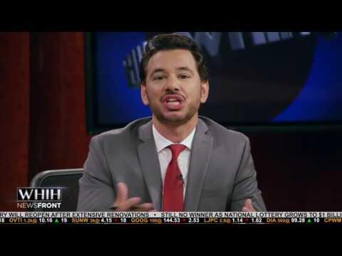 Xxx Mp4 4 WHIH Newsfront Exclusive President Ellis Discusses The Avengers 3gp Sex