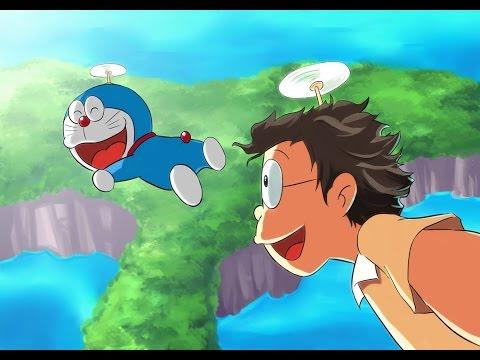 Doraemon (NEW MOVIE) the movie nobita bangaya super hero 720p HD Hindi Full Movie