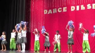 Kids Dancing for Silento Watch me, Watch me, Break your legs