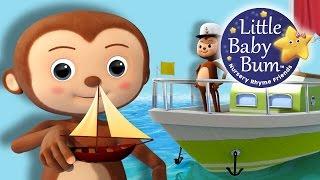 Little Baby Bum | Rub a Dub Dub | Nursery Rhymes for Babies | Songs for Kids