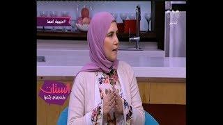 """الستات ما يعرفوش يكدبوا  مفيدة لـ""""ضيفة الستات"""": ليه مش موافقة إن بنتك تسافر مع صحابها؟ الأم ترد"""