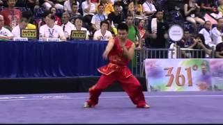 بطولة العالم 2015 ووشو كونغ فو أساليب - رجال - الأسلوب الجنوبي