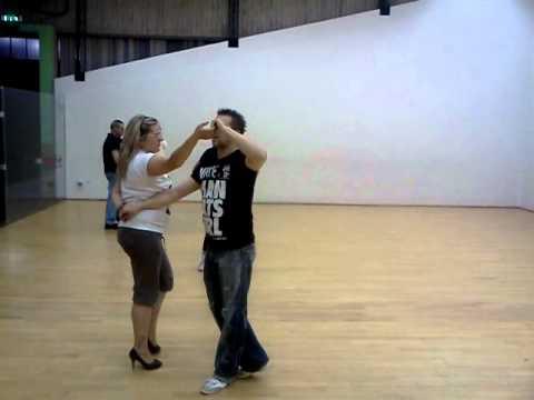coreografia baciata