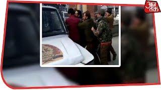 Srinagar के Lal Chowk  पर तिरंगा लहराने को लेकर  Akali नेताओं को गिरफ्तार किया गया