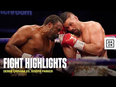 HIGHLIGHTS Joseph Parker vs. Derek Chisora