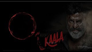 KAALA THEME MUSIC | OFFICIAL BGM | RAJINIKANTH | PA RANJITH | DHANUSH |THE MUSIC HUB