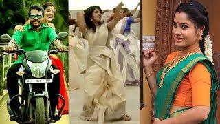 Siva Manasula Puspha movie team sings Jimmiki Kammal |  Shivani, Nadhiyasri, Sudha