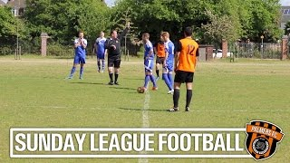 Sunday League Football - THE PENULTIMATE