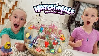 Magic Mermaid Pendant Found Turns Madison into Real Life Mermaid With Hatchimals Mermal Magic Toys!