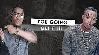 B3nchmarq Threatens Kid Tini says he took it too far. || Tusko_D Vlogs