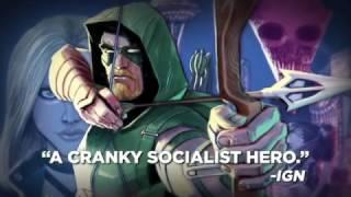 Green Arrow: Rebirth – The Epic Begins
