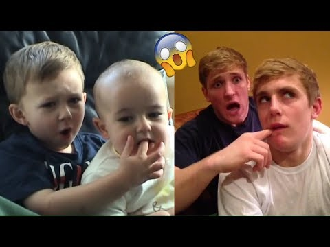 TRY NOT TO LAUGH Funniest Jake Paul Vines and Videos Compilation Impossible
