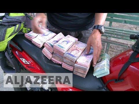 Xxx Mp4 Venezuela Crisis Worsened By Severe Cash Shortage 3gp Sex