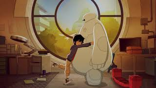 Hiro and Baymax | Big Hero 6: The Series | Disney XD