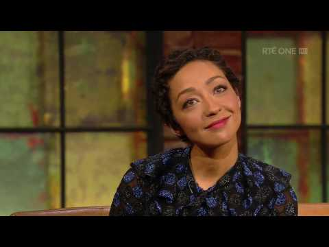 Xxx Mp4 Ruth Negga On Being Mocked In The UK For Her Soft Irish T The Late Late Show RTÉ One 3gp Sex