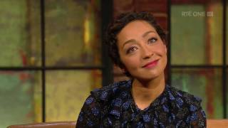 Ruth Negga on being mocked in the UK for her soft Irish