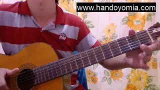 Goyang Dua Jari - Sandrina - Fingerstyle Guitar Solo