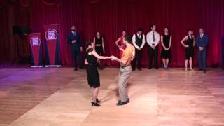 ESDC 2015 - Slow Swing & Blues Couples- Finals - First Spotlights
