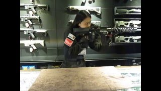 【TOP JAPAN】 SR16 M4 URX3.1拋殼電槍
