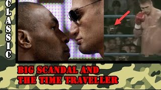 Mike Tyson vs Andrew Golota 2000-10-20 FULL FIGHT big scandal and escape from the ring, video
