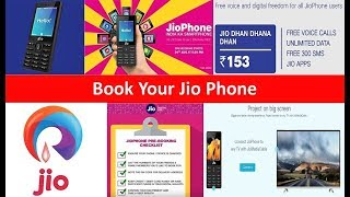 How to Book your Jio Phone?
