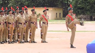 Ncc Rifle Drill Test @ Inter Battalion Competition By 1 KAR Signal Regiment 2015