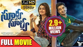 Surya Vs Surya Telugu Latest 2016 Full Length Movie | Nikhil Siddharth, Tridha Choudhury