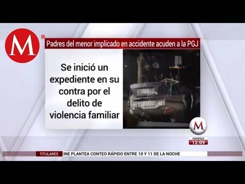 Xxx Mp4 Padres De Menor Que Chocó En Tláhuac Acuden A La PGJ 3gp Sex