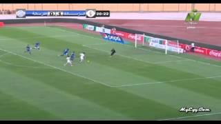اهداف مباراة الزمالك والترسانة 3-0 فى بطولة كاس مصر 2013