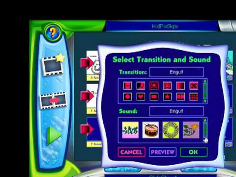 slideshow tutorial for kid pix