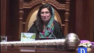 Hilarious movements in Sindh Assembly during Qaim Ali Shah Speech