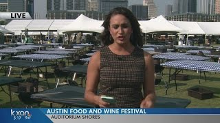 Food & Wine Festival prepared for possibility of severe weather