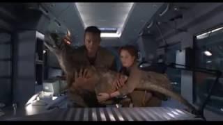 Jurassic Park 2 - bébé t-rex.