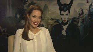 Angelina Jolie interview: Maleficent
