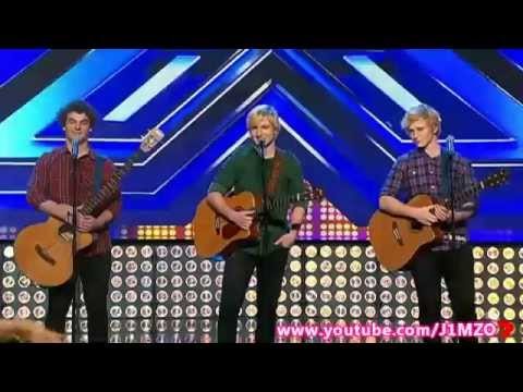Brothers 3 The X Factor Australia 2014 AUDITION FULL