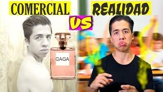 COMERCIAL VS REALIDAD 2 – EL MUSICAL | Palomitas Flow !!!