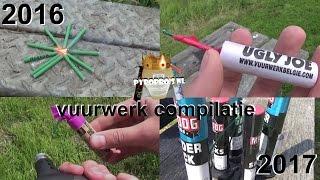 Illegale Vuurwerk Compilatie [2016-2017] FULL HD