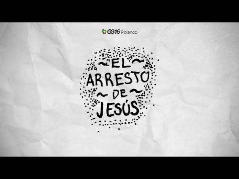 El arresto de Jesús