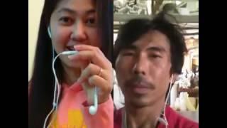 Cinta anak kampung duet smule Cidin kumis