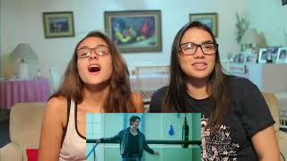 Heropanti Action Scene Reaction by Irene and Maria | Tiger Shroff
