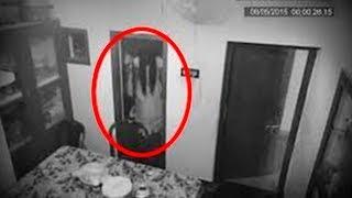 5 أحداث مخيفة التقطتها آلات المراقبة الأمنية..!!