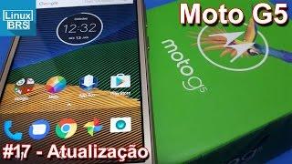 Lenovo Moto G5 - Atualização (correções de bugs)