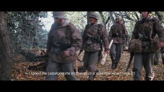 German WW2 War Film with Waffen-SS (Schutzstaffel) + Wehrmacht 1944 - Film Trailer - 5K HD