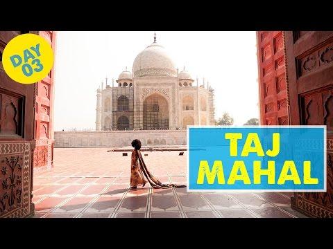 TAJ MAHAL & AGRA VILLAGE LIFE: Day 3 | India Vlog 03