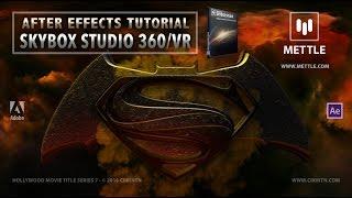 Logo Batman v Superman   360/VR